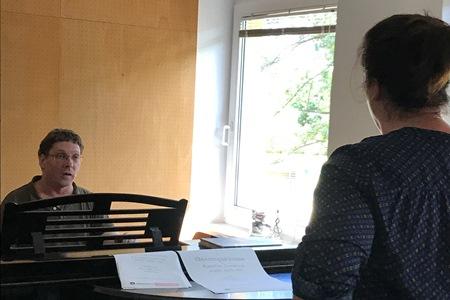 Extrem Musikschule Brandenburg: Gesang LO97
